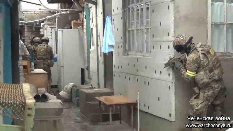В Дагестане, в ходе КТО нейтрализован бандит, планировавший теракт