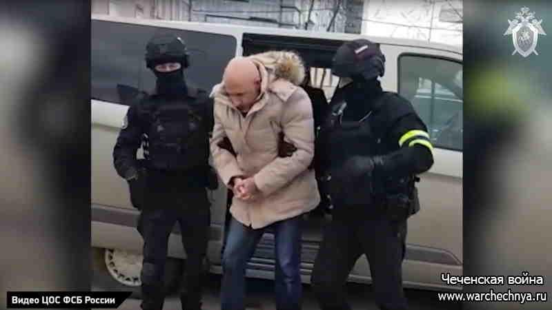 В Москве задержали ещё одного боевика из банды Басаева