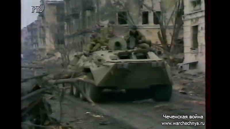 Первая чеченская война. Выпуски новостей. Февраль 1995