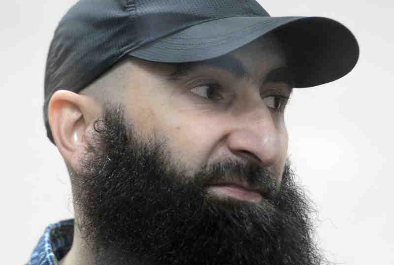 Бывший полевой командир Али Тазиев «Магас» отказался признать вину в нападении на силовиков