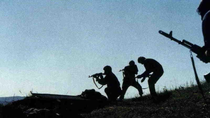 Действия специальной разведки в Дагестане