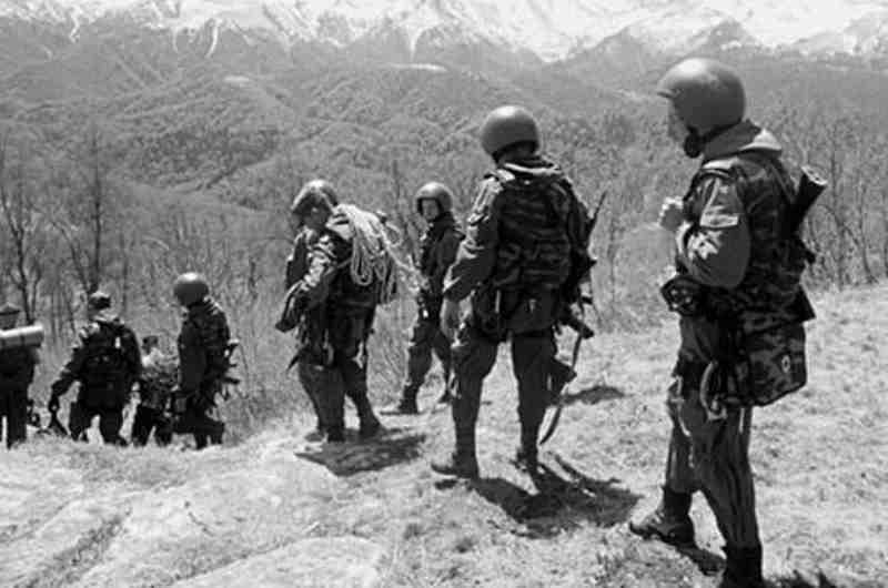 10 сентября 1999 года. Российской армией был уничтожен армавирский отряд спецназа внутренних войск МВД России