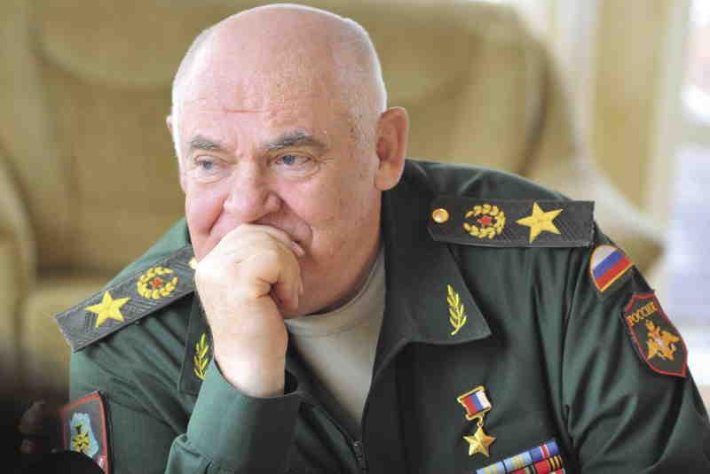 Умер генерал Виктор Казанцев