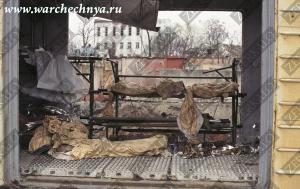Чечня. Грозный. Городской железнодорожный вокзал