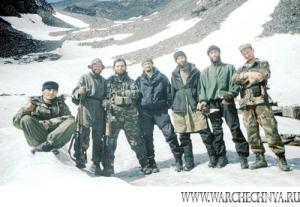 chechen mudgaheed 28