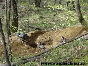 chechen mudgaheed 30
