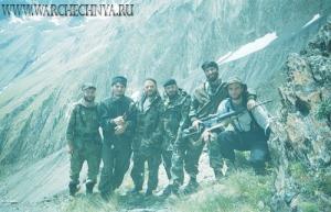 chechen mudgaheed 31