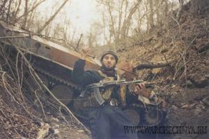 chechen mudgaheed 35