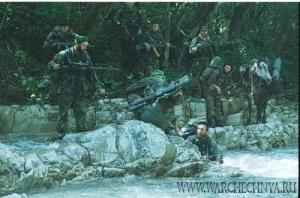 chechen mudgaheed 38