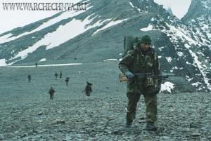 chechen mudgaheed 40