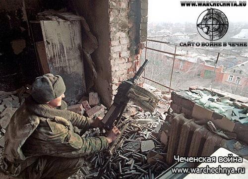 Фото чеченской войны 2