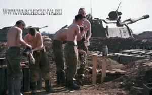 war in chechnya 09