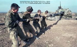 war in chechnya 13