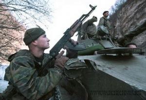 war in chechnya 25