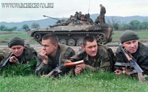 war in chechnya 27