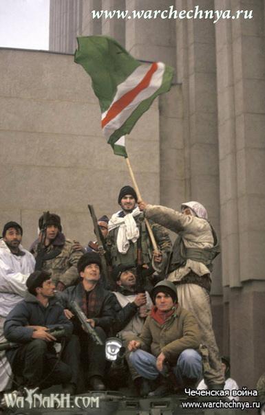 Еще весной глава чеченских сепаратистов джохар дудаев начал подготовку к войне