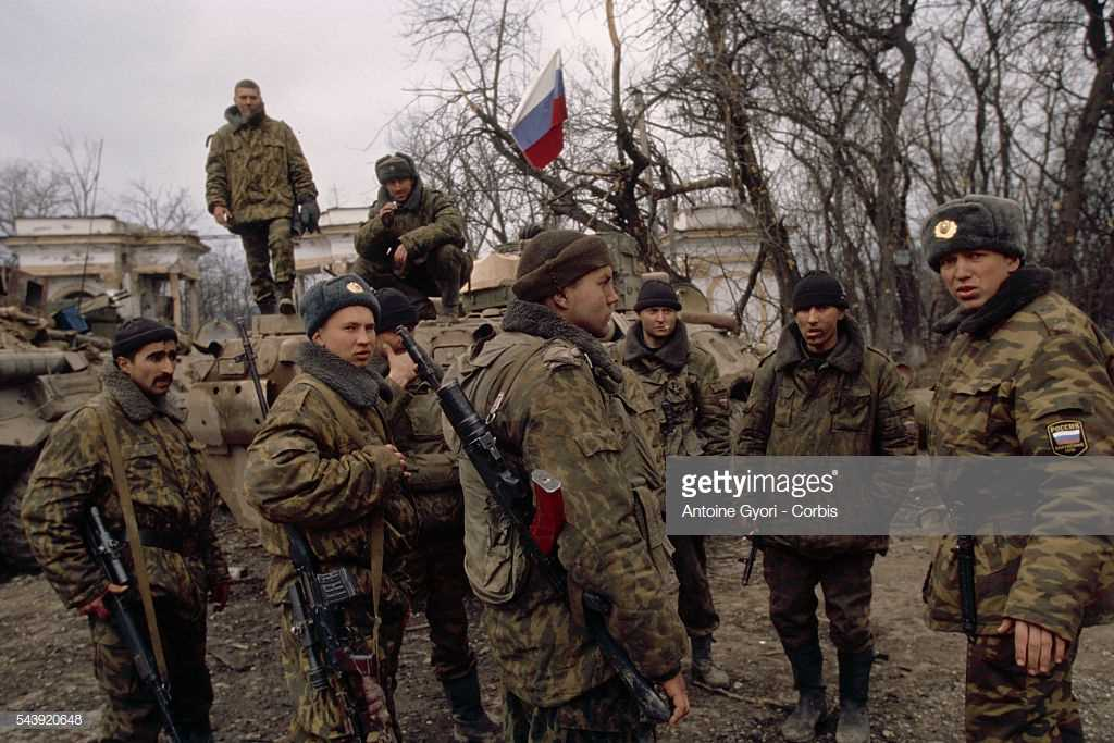 Вторая чеченская война. Виталий Носков. Штурм Грозного 2