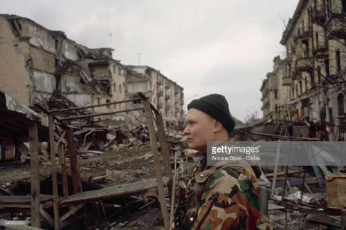 2 Grozny After its Capture by the Russian Army