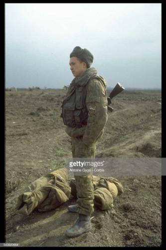 2 Grozny After its Capture by the Russian Army10