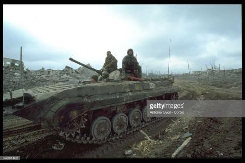 2 Grozny After its Capture by the Russian Army11