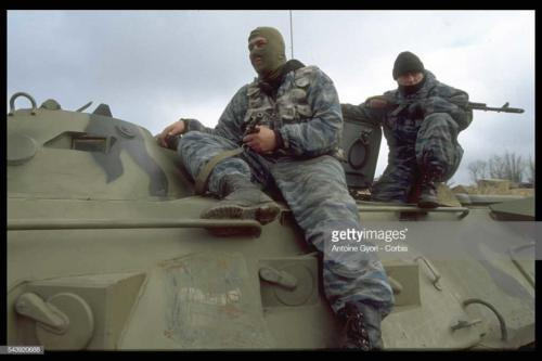 2 Grozny After its Capture by the Russian Army12