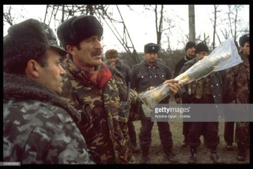 2 Grozny After its Capture by the Russian Army3