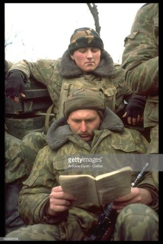 2 Grozny After its Capture by the Russian Army7