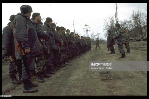 2 Grozny After its Capture by the Russian Army9