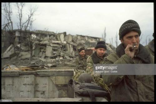 2 Russian Army in the Grozny streets2