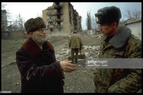 2 Russian Army in the Grozny streets3