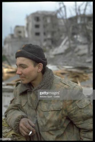 2 Russian Army in the Grozny streets6