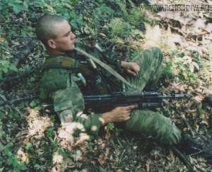 russsian soldier in chechnya 07